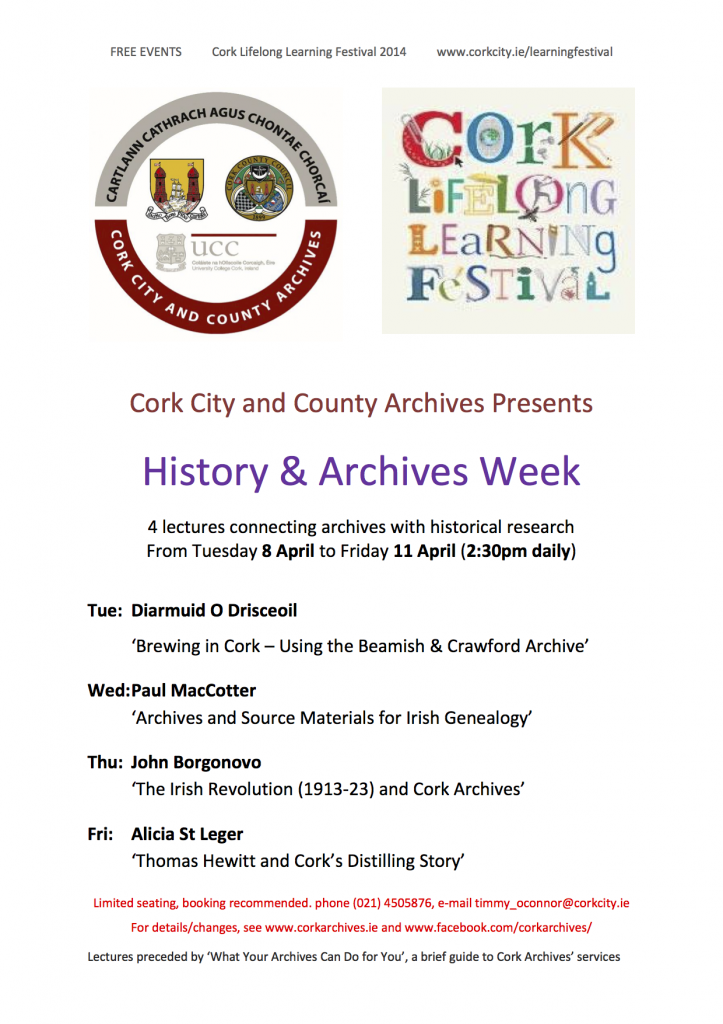© Cork & County Archives