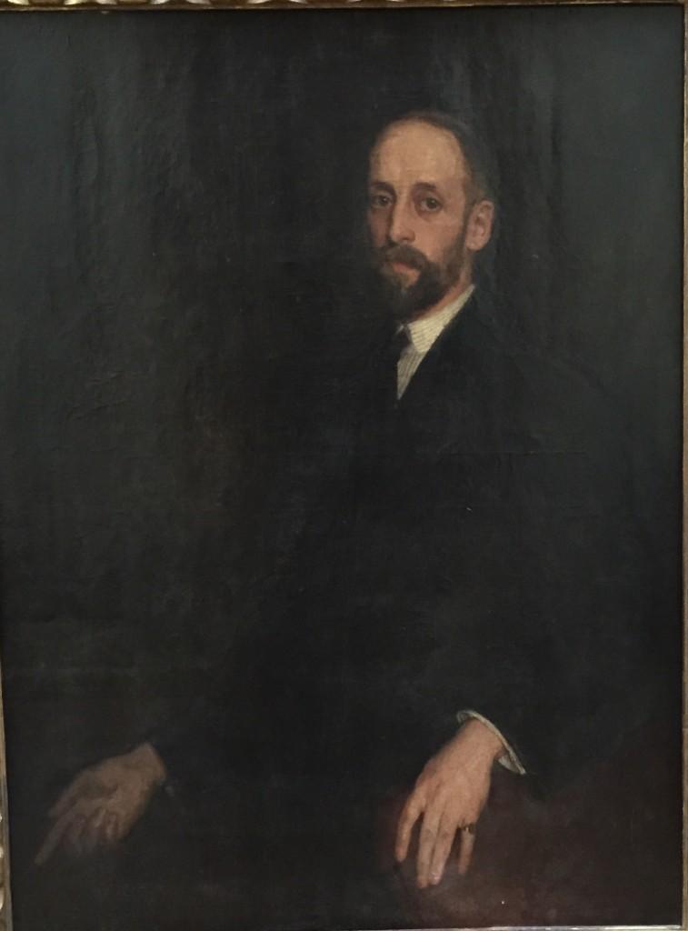 Gerald Festus Kelly, Sir Hugh Lane Courtesy Crawford Art Gallery