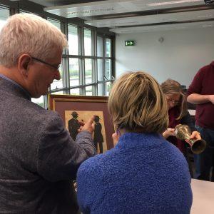 Workshop Cultutal Objects Philip Sheppard