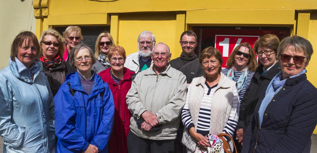 Cork Walk 26 April 2015